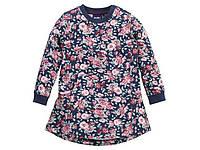 Детское трикотажное платье Lupilu 4-6 лет