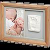 Набор для создания отпечатка ручки или ножки малыша Baby Art Настенная рамка