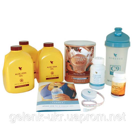 Эффективная очистка организма на основе продукции компании форевер.