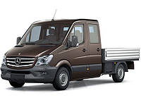 Фаркоп на автомобиль MERCEDES SPRINTER L=3665/4351 бортовой грузовик 04/2006-