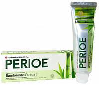 """Антибактериальная зубная паста LG Perioe """"Bamboosalt Gumcare """" с бамбуковой солью 120 мл"""