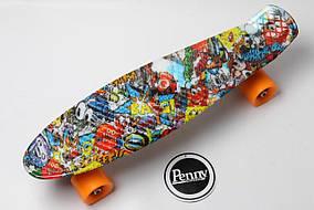"Penny Board ""Graffiti"" Sponge Bob"