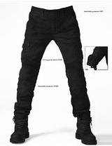 Защитные Мото штаны со сьемной защитой Komine, фото 3