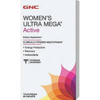 GNC Women's Ultra Mega Active 90сaplets (GNC)