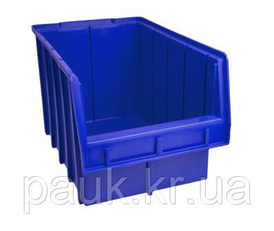 Ящик для метизного стеллажа 700 В/С, складской ящик пластиковый