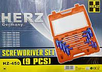 Набор инструментов Herz HZ-450 (9 предметов)
