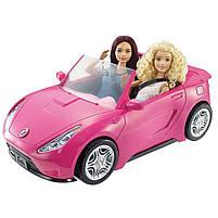 Блестящий гламурный кабриолет Barbie Glam Convertible DVX59, фото 2