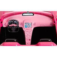 Блестящий гламурный кабриолет Barbie Glam Convertible DVX59, фото 6