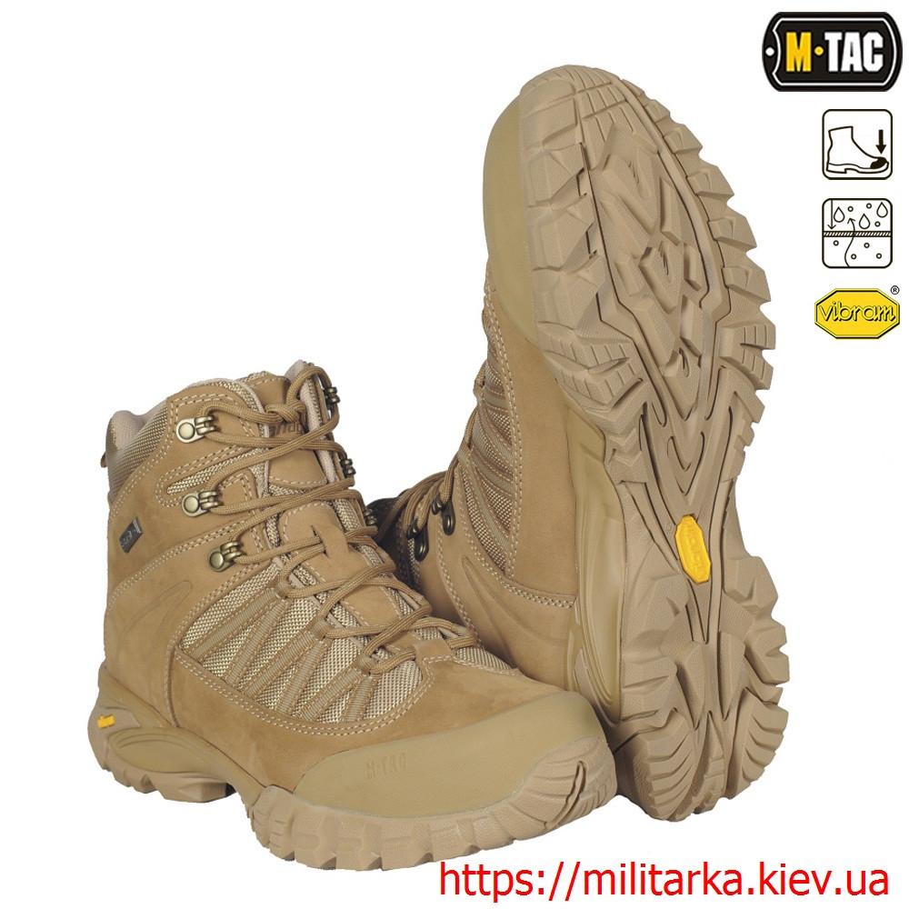 M-Tac ботинки Nashorn Coyote