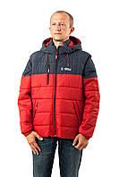 Демисезонная куртка - жилет трансформер размеры 44-58  SV К-4