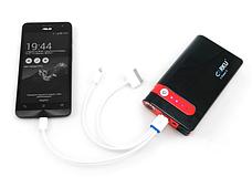 Пуско зарядное устройство Carku E-Power-3, фото 2