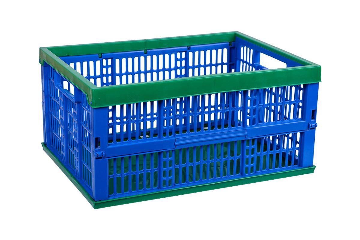 Ящик складной 488х355х235, 15кг (1 сорт), исполнение V