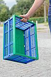 Ящик складной 488х355х235, 15кг (1 сорт), исполнение V, фото 5