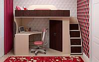 Детская модульная система Квест-В (кровать)