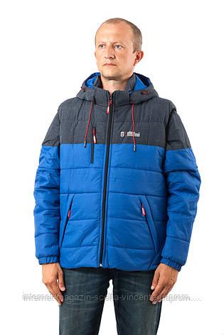 Демисезонная куртка - жилет трансформер размеры 44-58  SV К-4, фото 2