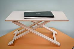 StiyStil AIR Эргономичная надставка на стол для работы стоя и сидя