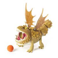 Как приручить дракона 2: Сарделька с мячем