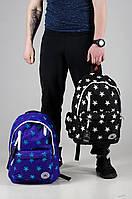 Рюкзак школьный городской спортивный, для ноутбука, мужской, женский, 2 видов Convers