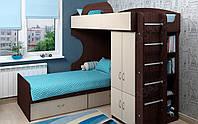 Детская модульная система Квест-С (кровать)