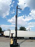 Ричтрак с выдвижной мачтой CATERPILLAR NR 14 NH 1,4т 2007г  (аккумулятор 2014года) БУ, фото 4