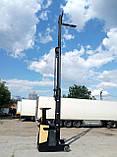 Ричтрак с выдвижной мачтой CATERPILLAR NR 14 NH 1,4т 2007г  (аккумулятор 2014года) БУ, фото 8