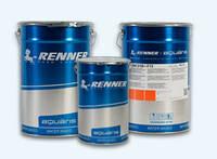 Лак полиуретановый двухкомпонентный RENNER FO35 M 022  25л. прозрачный  для столешниц(не желтеет)(розлив)