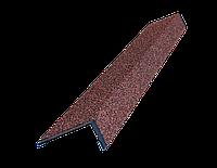 Наличник оконный металлический TECHNONICOL HAUBERK Терракотовый кирпич