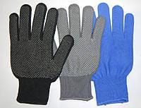 Перчатки микроточка микс