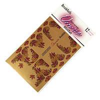 DreamNails Omnia MiniSet Limited Edition (листья клена, красно-желтые)