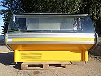 Холодильная витрина 2,00 м. Мawi бу  Прилавок гастрономический б/у