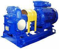 Насосный агрегат подкачки солярки ш5-25-3