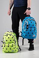 Рюкзак школьный городской спортивный, для ноутбука, женский, 2 видов Convers