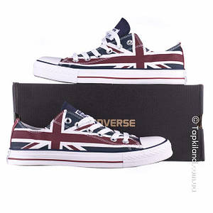 Кеды Converse British Style VO-228