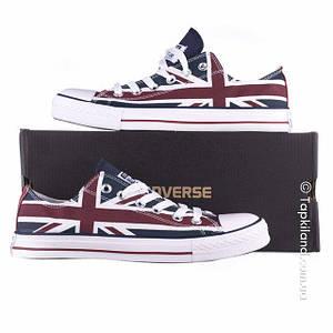 Кеды Converse British Style VO-229