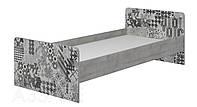Кровать (2000х900) Арт-Фьюжн АФ-К12