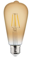 Лампа Horoz Filament VINTAGE 4W E27 2200K