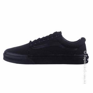 Кеды женские Vans Old Skool Black/Black VO-230
