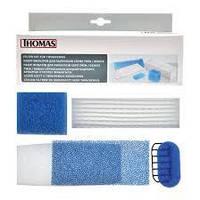 Комплект фильтров для пылесосов THOMAS Twin 5 шт 787203 Germany Original в коробке