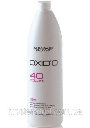 Окислитель AlfaParf Milano Oxid'o Evolution of the Color Cube 12%