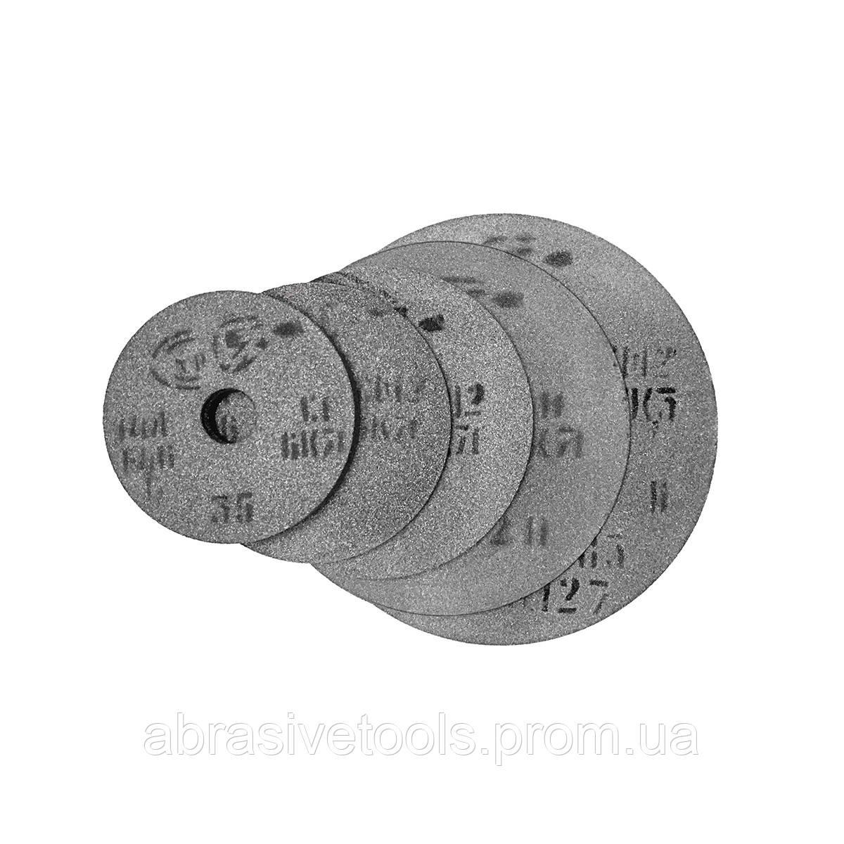 Круг шлифовальный 200х25х76  F60 СТ2