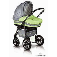 Детская коляска универсальная 2 в 1 Trans baby Mars 39/Q1