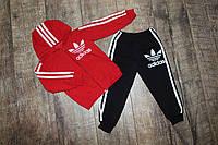 Детский  трикотажный Костюм  Adidas на 1,2,3,4,5,6 лет, фото 1