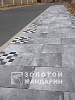 ТРОТУАРНАЯ ПЛИТКА Золотой Мандарин Монолит