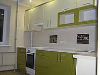 Кухня на заказ МДФ модерн