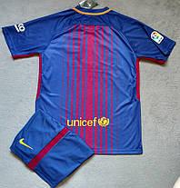 Футбольная форма 2017-2018 Барселона (Barcelona), домашняя, Ф1, фото 2 4a17f88ee9b