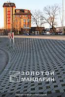 ТРОТУАРНАЯ ПЛИТКА Золотой Мандарин Парковочная решетка