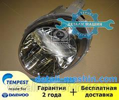 Фара ліва Матіз 01 (механічна) (пр-во TEMPEST) 020 0141 R1C Daewoo MATIZ