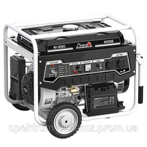 Генератор бензиновый Matari MX7000E