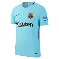 Футбольная форма 2017-2018 Барселона (Barcelona), выездная, Ф2