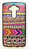 Чехол на LG G4 H815 G4/H818P Dual My Color Силикон Орнамент